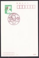 Japan Commemorative Postmark, Personal Computer Philately Mouse (jc9045) - Japan