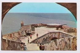 Greetings From Puerto Rico, Fort El Morro, 1965 - Puerto Rico