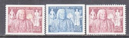 SWEDEN  597-9     **   AGRICULTURE   SCIENCE - Agriculture