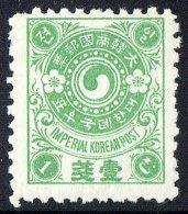 1900    1 Ch  *  MH Dent. 10 - Corée (...-1945)