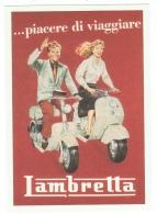 Moto // Lambretta (reproduction) - Motos