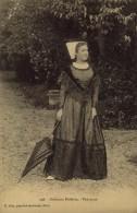 Costume Poitevin - Paysanne - Costumi