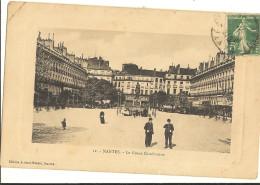 NANTES - Le Cours Cambronne   (att Coin)  113 - Nantes