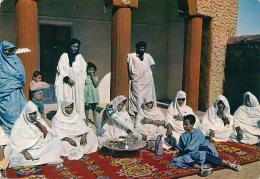 Mauritanien - 1970 , Tea Time - Mauretanien