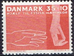 DENMARK  # FROM 1963  STANLEY GIBBONS   454** - Dänemark