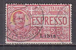 PGL AE145 - COLONE ITALIANE LIBIA ESPRESSO SASSONE N°1 - Libye