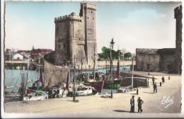 17  La Rochelle  Un Coin Du Port - La Rochelle