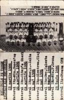 Romania - Invitatie Romanian Football Soccer Team MOTORUL IRA 1986 Programme, Real Photo As Per 2scans - Football
