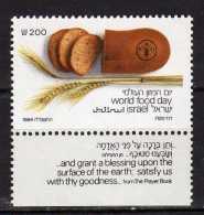Israel 1984 World Food Day.MNH - Israël