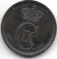 *Denmark1 Ore  1894  Km 792.2   Xf - Danimarca