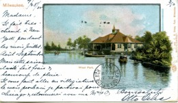 MILWAUKEE -- WEST PARK - Milwaukee