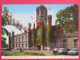 Irlande - Galway City - University College - Scans Recto-verso - Galway