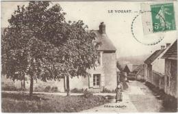 Oise : Le Vouast - France