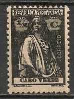 Timbres - Portugal - Cap Vert - 1912-1921 - 1/2 C. - - Cap Vert