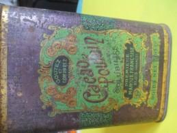 Boite Métallique Ancienne/Cacao Poulain Solubilisé/Inscription En Français & En Anglais/BlOIS/Vers 1920-30        BFPP72 - Boîtes