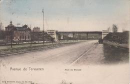 Woluwe-Saint-Pierre. Avenue De Tervueren. Pont De Woluwé. - Woluwe-St-Pierre - St-Pieters-Woluwe
