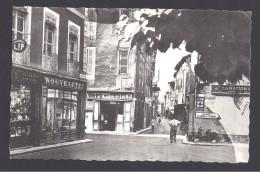 SAINT MARCELLIN - La Grande Rue - Format Cpa - Saint-Marcellin