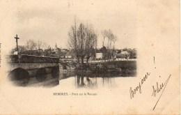 70 MEMBREY  Pont Sur Le Vannon - Other Municipalities