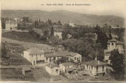 ALGERIE ROUTE EL BIAR RAVIN DE FONTAINE FRAICHE 18 - Altre Città