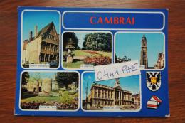 CAMBRAI 5 VUES - Cambrai