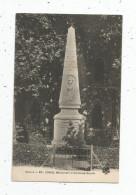 Cp , 58 , COSNE , Monument D'ALPHONSE BAUDIN , Vierge - Cosne Cours Sur Loire