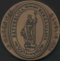 1797/1997 200 Anni Fine Dominio Repubblica Di Venezia Su Bergamo - Altri