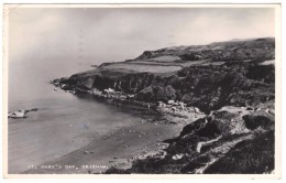 St Mary's Bay, Brixham - Real Photo - Postmark 1952 - Valentine - England
