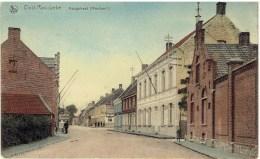 OOST- ROOSBEKE - Hoogstraat ( Westkant ) - Gekleurd - Oostrozebeke