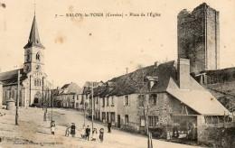 SALON LA TOUR...place De L Eglise..no.7... - Sonstige Gemeinden