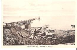 """Langebro"" Ved Aalsgaarde Strand, Denmark - Danemark"