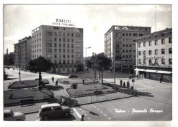 Udine, Piazzale Osoppo - F.G. - Anni ´1950 - Udine
