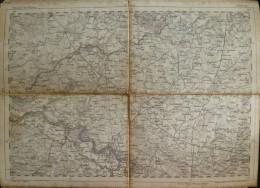 Perleberg - Topographische Karte 57 - 26cm X 36cm - Reymann 's Special-Karte - Entwurf Und Gezeichnet F. Handtke - Situa - Topographische Karten