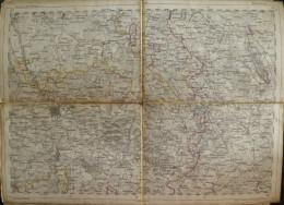 Braunschweig - Topographische Karte 89 - 26cm X 36cm - Reymann 's Special-Karte - Entwurf Und Gezeichnet F. Handtke - Si - Topographische Karten