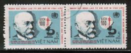 VN 1983 MI 1308 X2 USED - Vietnam