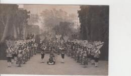 60 - THEATRE à CLERMONT / BALLET JAPONAIS - CARTE PHOTO 1912 - Clermont