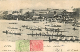 ADELAIDE REGATTA  VOYAGEE EN 1906 - Adelaide