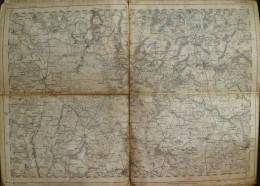 Zehdenick - Topographische Karte 58 - 26cm X 36cm - Reymann 's Special-Karte - Entwurf Und Gezeichnet F. Handtke - Situa - Topographische Karten