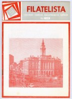FILATELISTA - The Philatelist - Casopis Saveza Filatelista Srbije #138 From November 1971 - Revistas