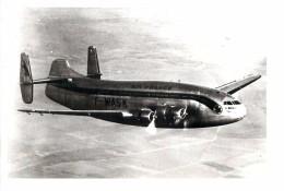 Photo Exploitation 12x18cm BREGUET 761 - 2 PONTS 6 1949 - F-WASK AIR FRANCE - Aviation
