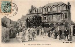 RUE DE LA MER-BE - Villers Sur Mer