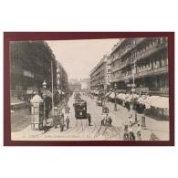Lille  La Rue Faidherbe Et La Bourse 10  LL - Lille