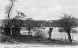 38 Charavines Les Cabines Et Le Lac De Paladru - Charavines