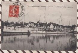 6AI2448 ROCHEFORT SUR MER ARSENAL L'INFERNET ET LA JAVELINE 2 SCANS - Rochefort