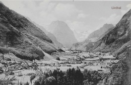 LINTHAL → Generalansicht Ca.1910 - GL Glarus