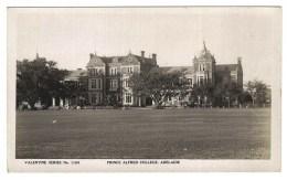 South Australia (SA), Adelaide, Kent Town, Prince Alfred College, Methodist Day & Boarding School, Photo Postcard - Adelaide
