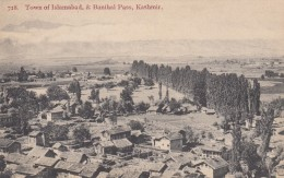 10557-TOWN OF ISLAMABAD(PAKISTAN)-BANIHAL PASS-KASHMIR-FP - Pakistan