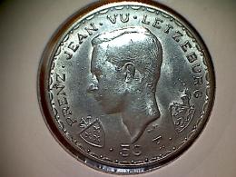 Luxembourg 50 Francs 1946 - John The Blind - Lussemburgo