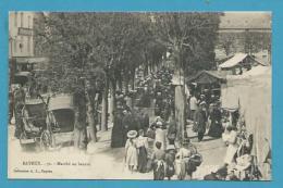 CPA 71 Métier Marchands Ambulants Marché Aau Beurre BAYEUX 14 - Bayeux
