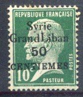 Syrie                            102  * - Syria (1919-1945)