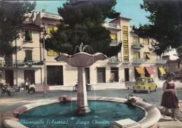 10568-CHIARAVALLE(ANCONA)-LARGO OBERDAN-FG - Ancona